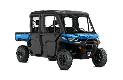 2021 Can-Am Defender Max Limited