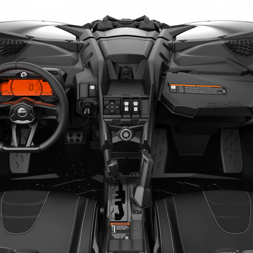 2020 Can-Am Maverick X3 Max X RS Turbo RR Gallery Image 2
