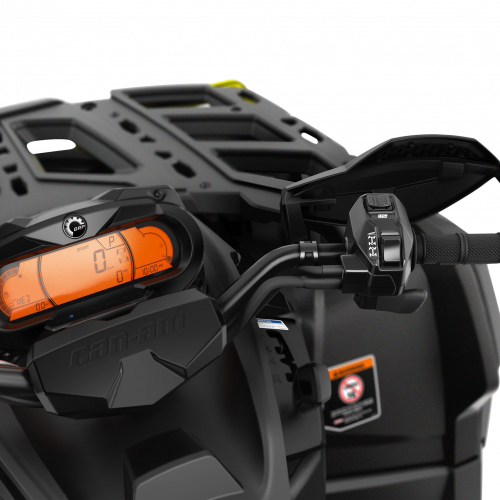 2021 Can-Am Outlander Max XT Gallery Image 4