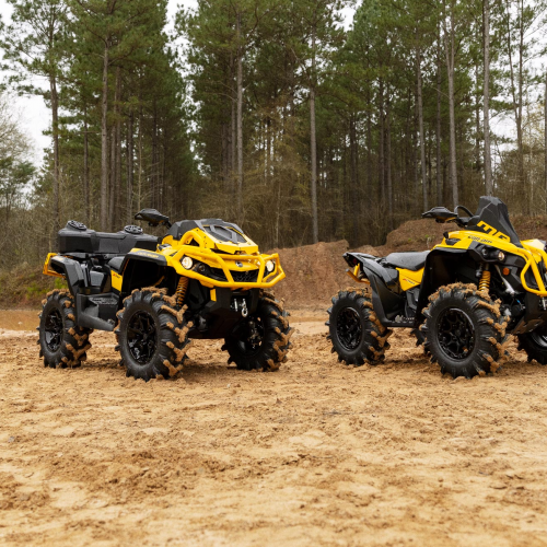 2021 Can-Am Renegade X MR 1000R Gallery Image 4
