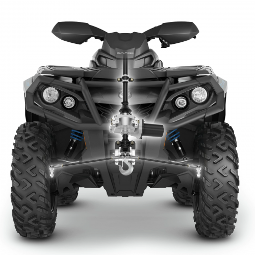 2021 Can-Am Outlander North Edition Gallery Image 1