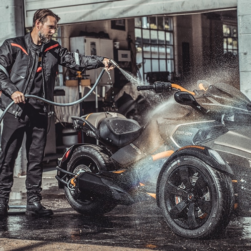2020 Can-Am Spyder F3 Gallery Image 1