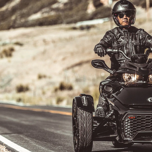 2020 Can-Am Spyder F3-S Gallery Image 1