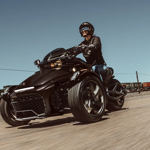 2020 Can-Am Spyder F3 Gallery Image 2