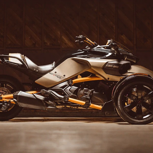 2020 Can-Am Spyder F3-S Special Series Gallery Image 4