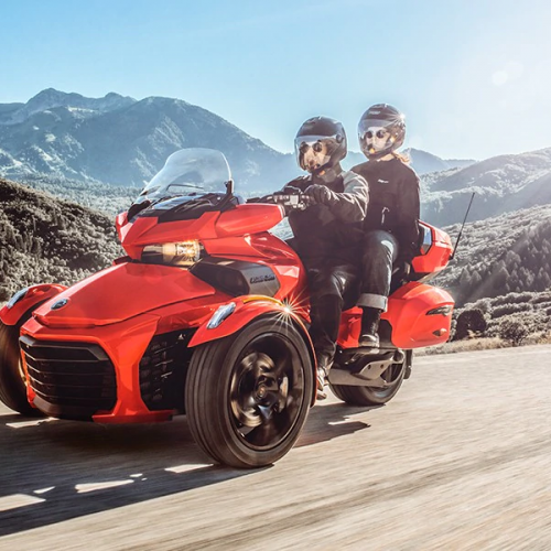 2020 Can-Am Spyder F3 Limited Gallery Image 4