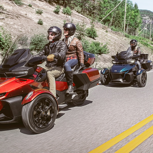 2020 Can-Am Spyder RT Gallery Image 2