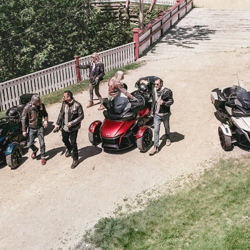 2020 Can-Am Spyder RT Gallery Image 4