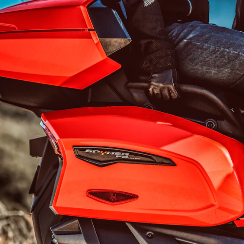 2021 Can-Am Spyder F3 Gallery Image 3