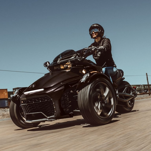 2021 Can-Am Spyder F3 Gallery Image 2