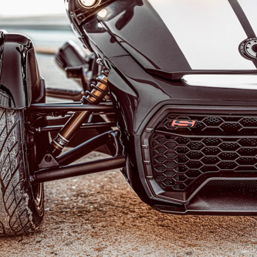 2021 Can-Am Spyder F3 Limited Gallery Image 3