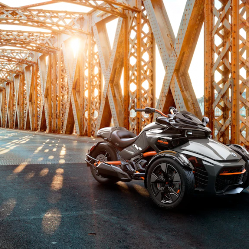 2021 Can-Am Spyder F3-S Gallery Image 4