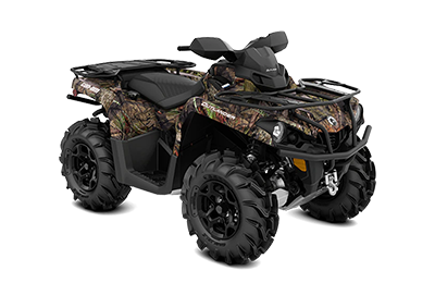 2020 Can-Am Outlander Mossy Oak Edition 450/570