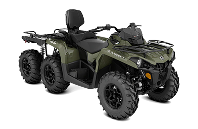 2020 Can-Am Outlander Max 6X6 DPS 450