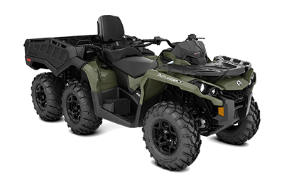 2020 Can-Am Outlander Max 6X6 DPS 650