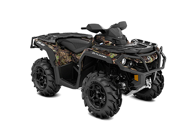 2020 Can-Am Outlander Mossy Oak Edition