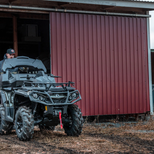 2021 Can-Am Outlander Max 6X6 XT 1000 Gallery Image 3