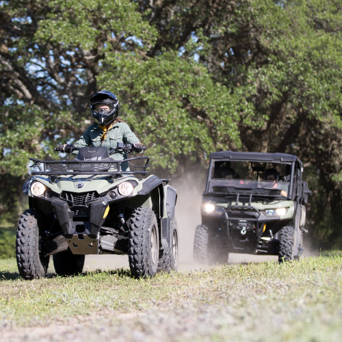 2021 Can-Am Outlander 450/570 Gallery Image 4