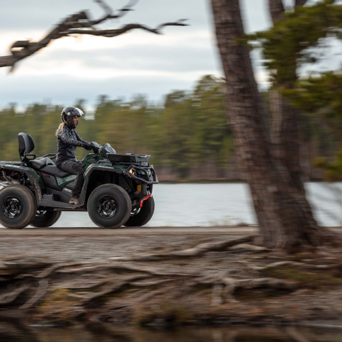 2021 Can-Am Outlander Max 6X6 DPS 450 Gallery Image 1