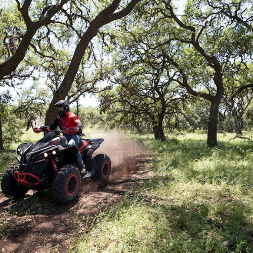 2021 Can-Am Renegade X XC Gallery Image 2