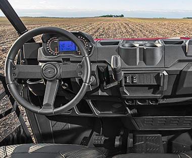 2020 Polaris Ranger Crew XP 1000 Gallery Image 1