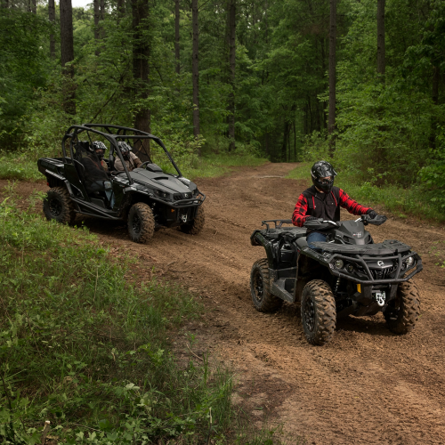 2020 Can-Am Commander Max DPS Gallery Image 4