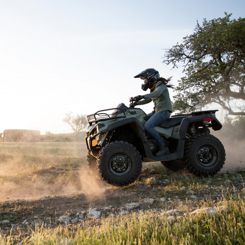 2020 Can-Am Outlander Mossy Oak Edition 450/570 Gallery Image 2