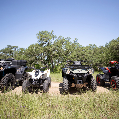 2020 Can-Am Outlander Mossy Oak Edition Gallery Image 4