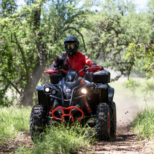 2020 Can-Am Renegade X XC Gallery Image 4