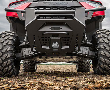 2020 Polaris Ranger Crew XP 1000 Gallery Image 2