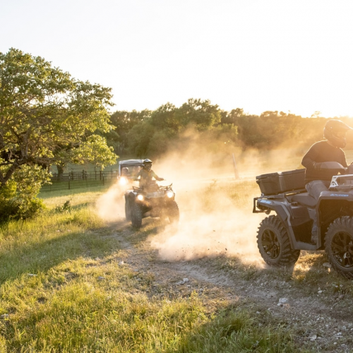 2020 Can-Am Outlander Max 6X6 DPS 650 Gallery Image 3