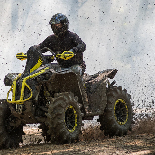 2020 Can-Am Renegade X MR 570 Gallery Image 2