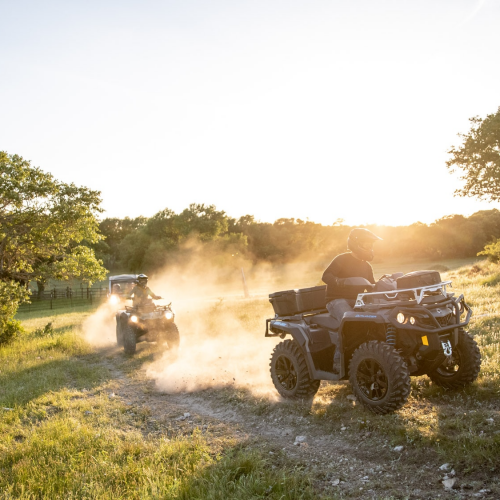 2021 Can-Am Outlander North Edition Gallery Image 4