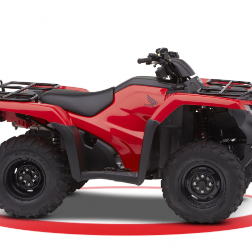 2019 Honda Fourtrax Racher Gallery Image 4