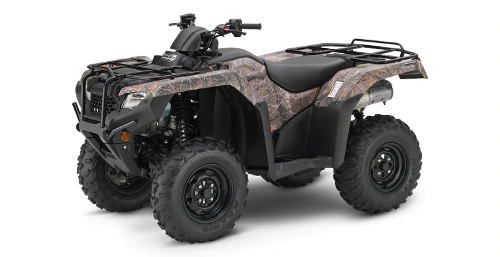 2019 Honda Fourtrax Racher Gallery Image 3