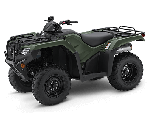 2019 Honda Fourtrax Racher Gallery Image 1