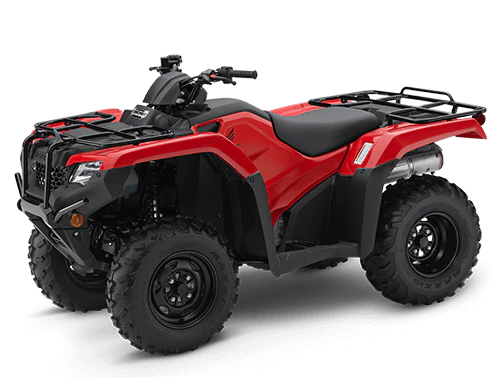 2019 Honda Fourtrax Racher Gallery Image 2