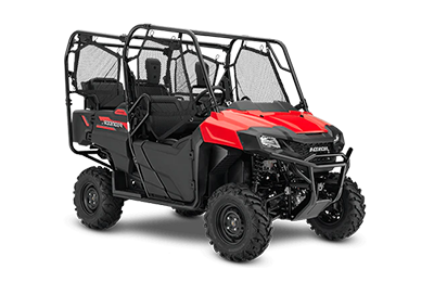 2019 Honda Pioneer 700-4