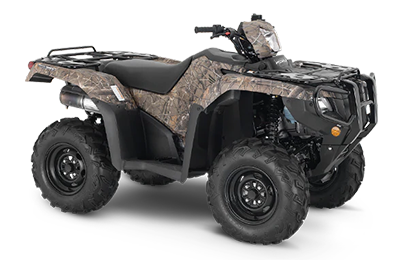 2020 Honda FourTrax Foreman Rubicon 4x4