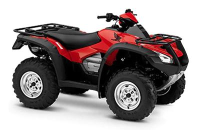 2020 Honda Fourtrax Rincon