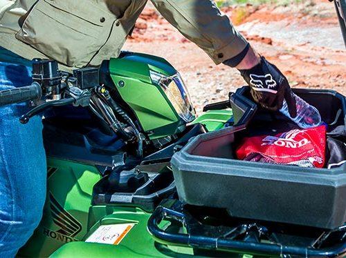 2020 Honda FourTrax Foreman Rubicon 4x4 Gallery Image 3