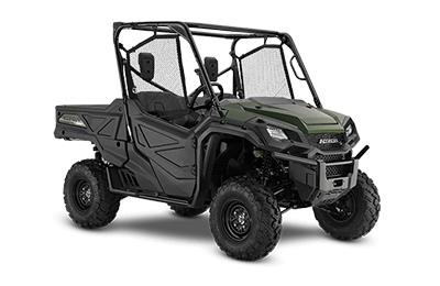 2020 Honda Pioneer 1000