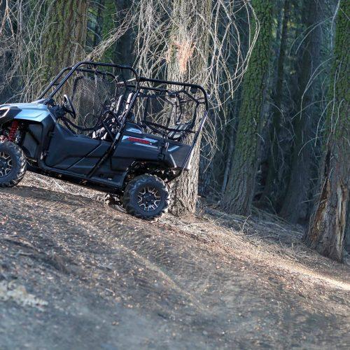 2020 Honda Pioneer 700-4 Gallery Image 2