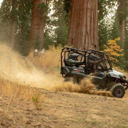 2020 Honda Pioneer 700-4 Gallery Image 3