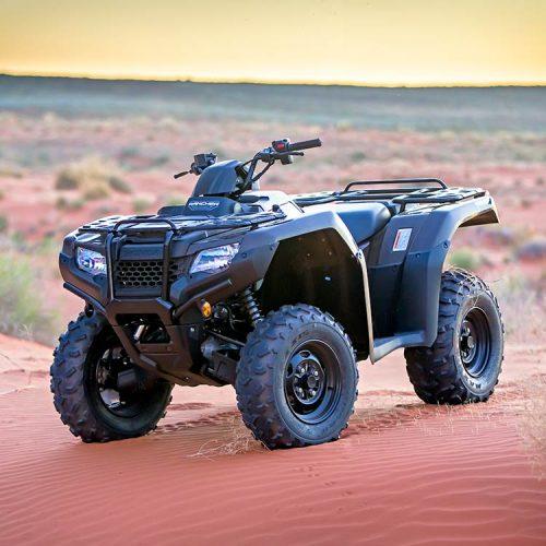 2020 Honda FOURTRAX RANCHER Gallery Image 4