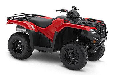 2019 Honda Fourtrax Racher