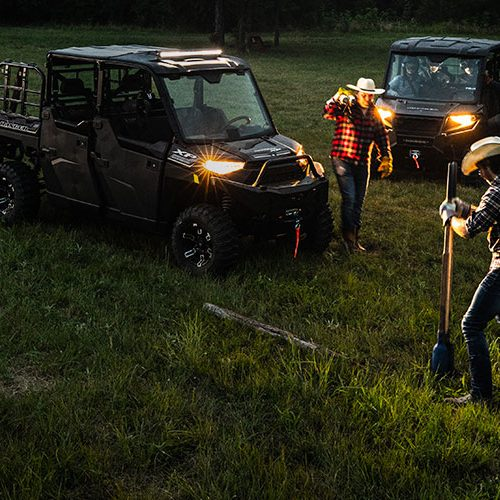 2020 Polaris RANGER XP 1000 Texas Edition Gallery Image 1