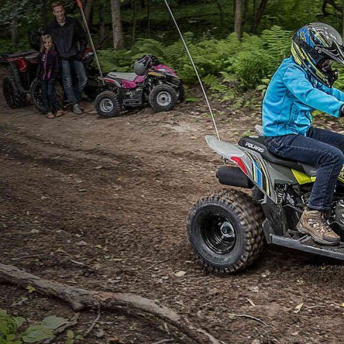 2020 Polaris Outlaw® 110 Gallery Image 2