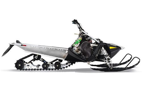 2020 Polaris INDY® 121 Gallery Image 3