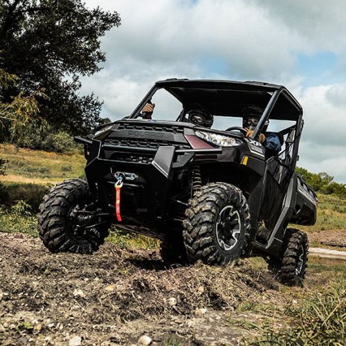 2020 Polaris RANGER XP 1000 Texas Edition Gallery Image 2